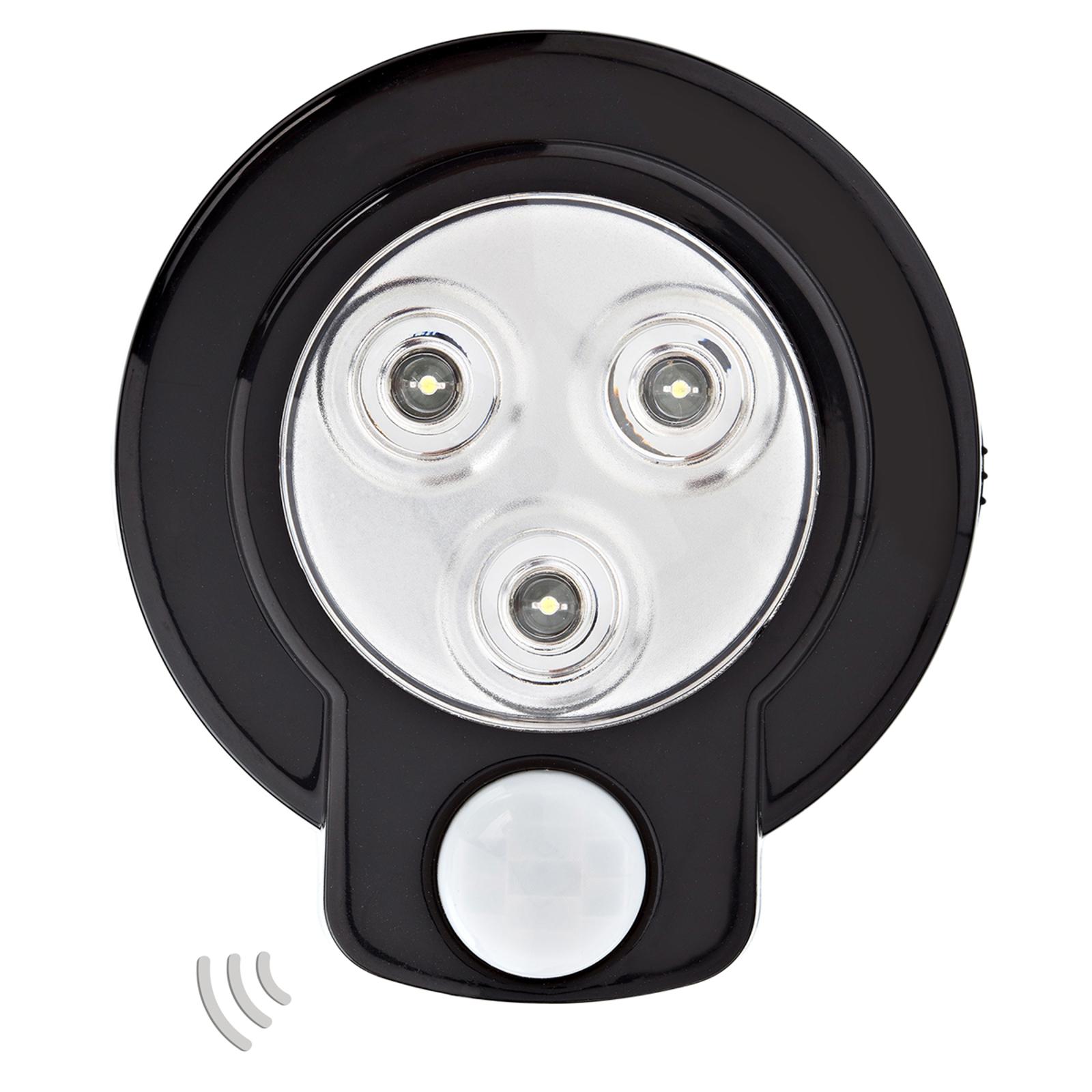 Nightlight Flex Sensor - natlampe, batteridrevet