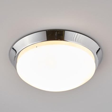 Kulaté koupelnové svítidlo stropní Dilani