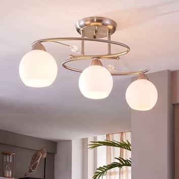 Svean - taklampan med tre ljuskällor