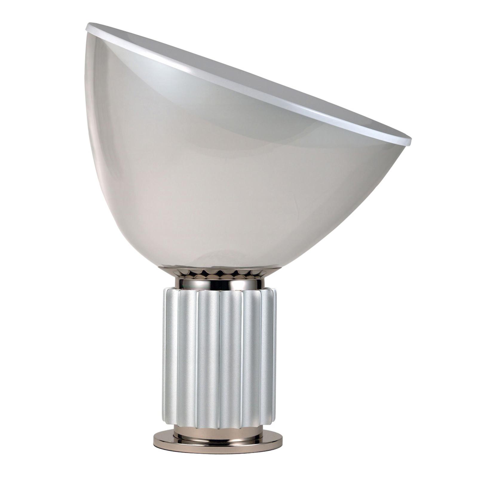 FLOS Taccia stolní lampa, alu