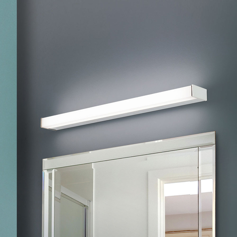 Lampada LED da specchio Marilyn 70 cm cromo