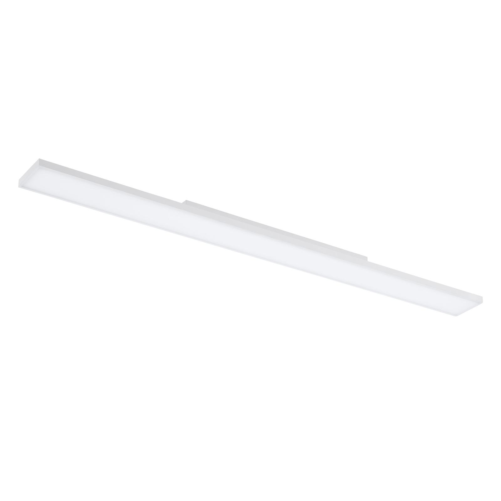 LED-taklampe Turcona 120 x 10 cm