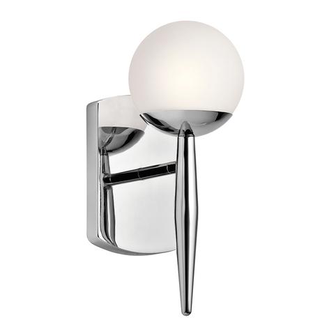 Viehättävä Jasper -kylpyhuoneen LED-seinälamppu
