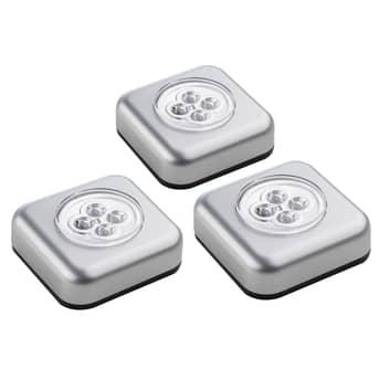 Touchlight - LED-möbelarmatur i set om 3