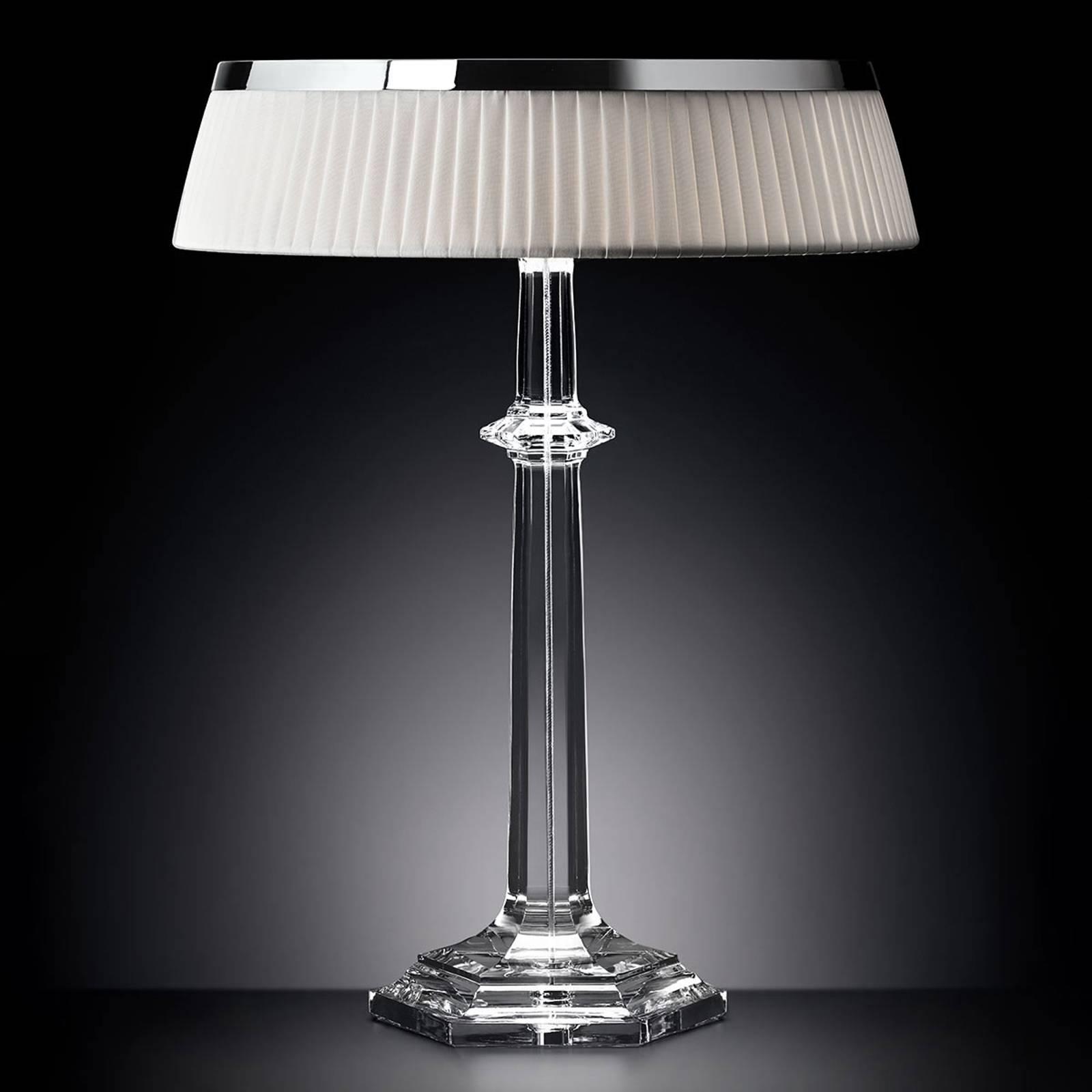 Flos Bon Jour Versailles - LED-Tischleuchte chrom