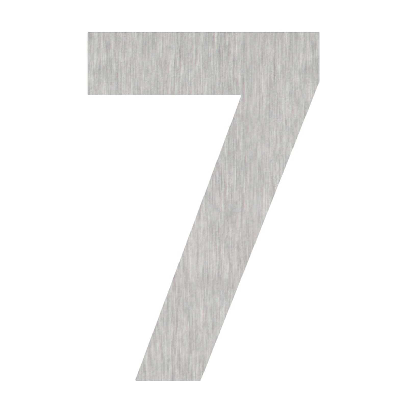 Produktové foto Heibi Domovní čísla číslice 7