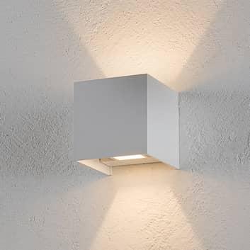 Helestra Siri 44 Außenwandlampe up/down weiß