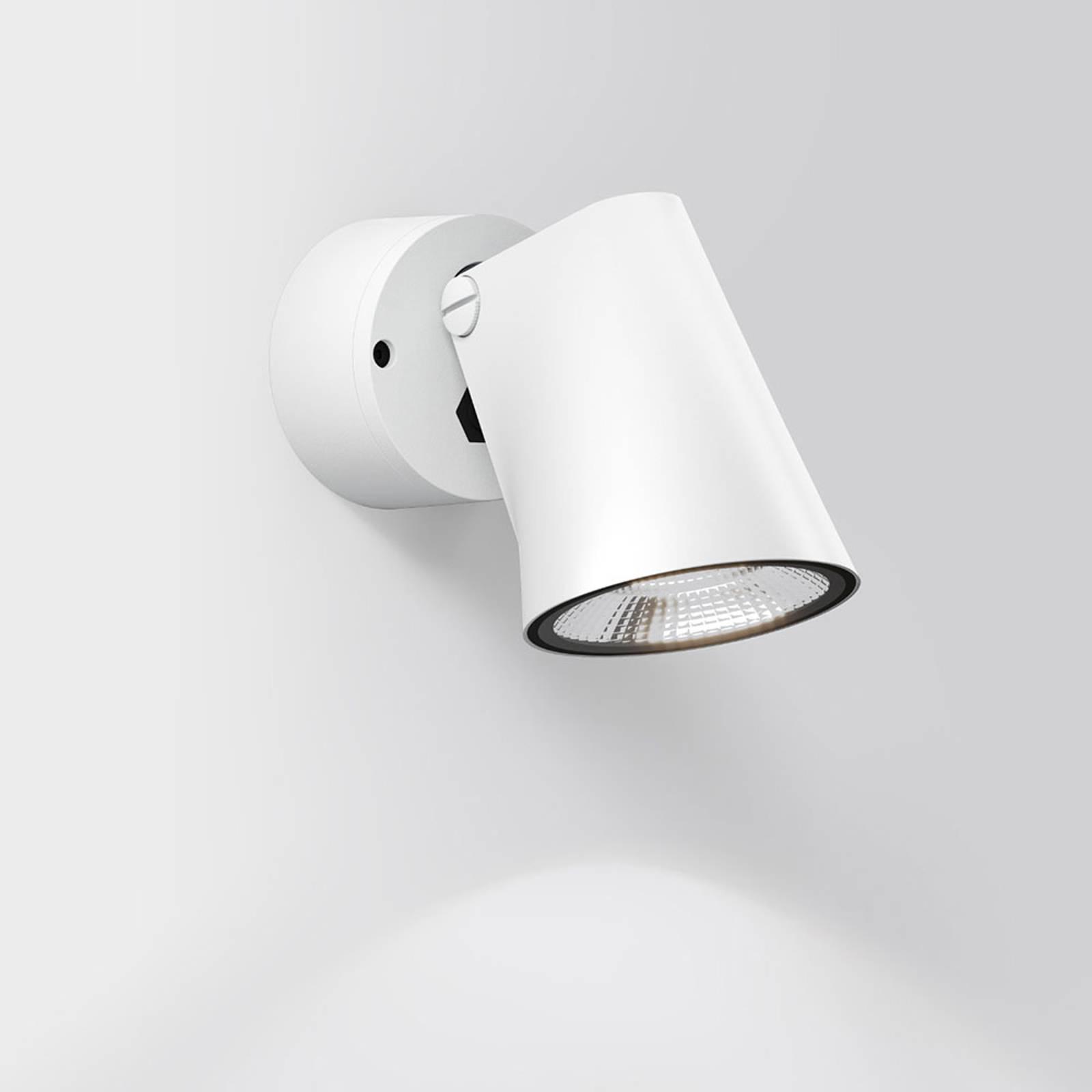 IP44.de Stic LED-Außenwandleuchte, pure white