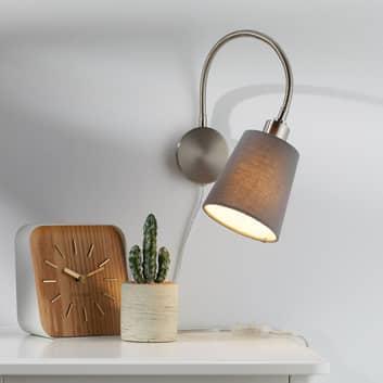 Væglampe Note justerbar