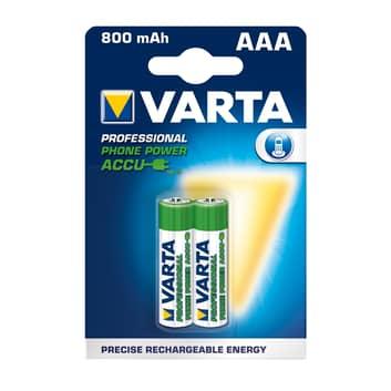 Mikro-batteri T398 Phone Power 1,2 V 800 m/Ah AAA