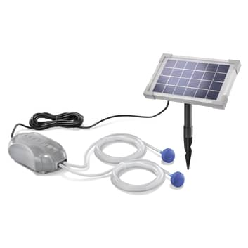 Duo Air - Solar-Teichbelüfter