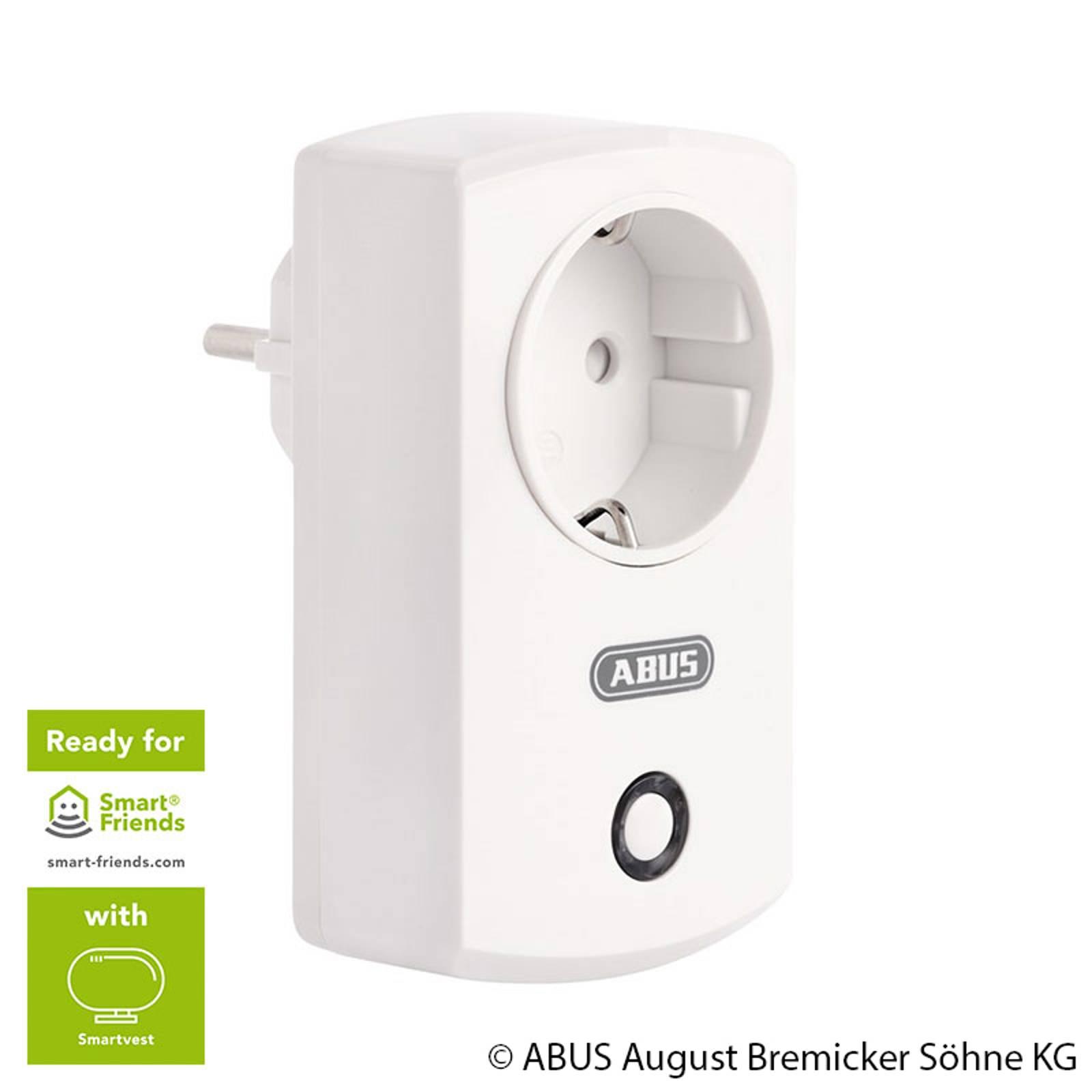 ABUS Smartvest trådlöst eluttag
