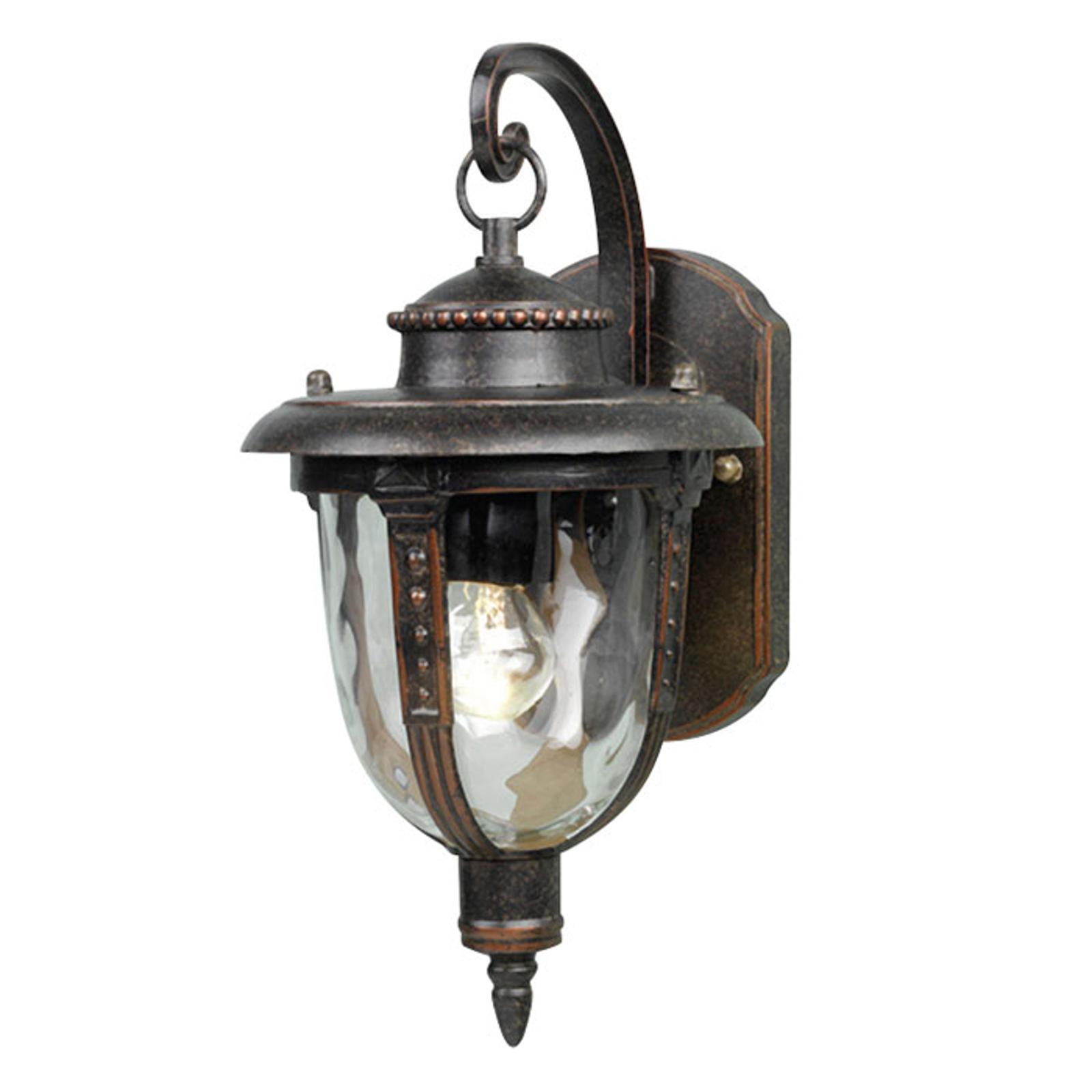 Buitenwandlamp St. Louis S, 32,5 cm hoog