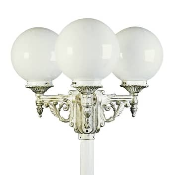 Upea lyhtypylväs 163 – 3-lamppuinen