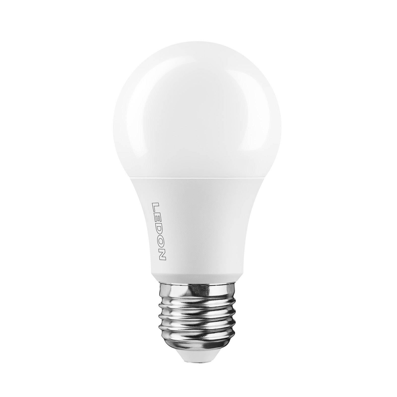 Ledon LED žárovka E27 10 W A60 927 stmívatelná
