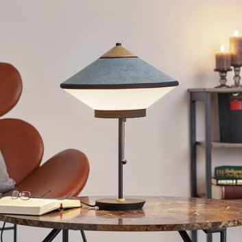 Forestier Cymbal S bordslampa av textil