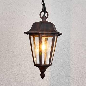 Sospensione da esterno Lamina a forma di lampione