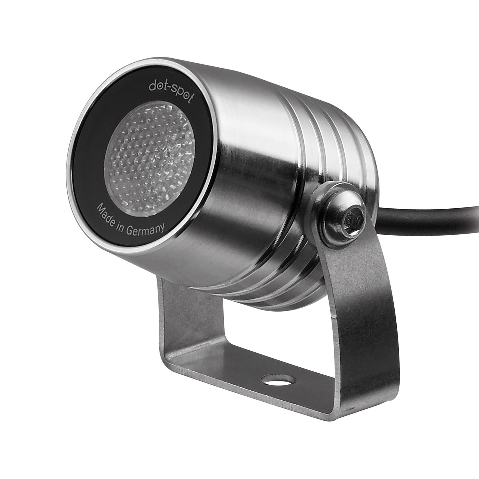 dot-spot LED-Außenstrahler Clarios-Mini, IP68