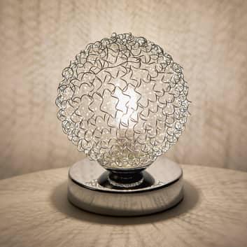 Liten bordslampa Ticino, G9 LED