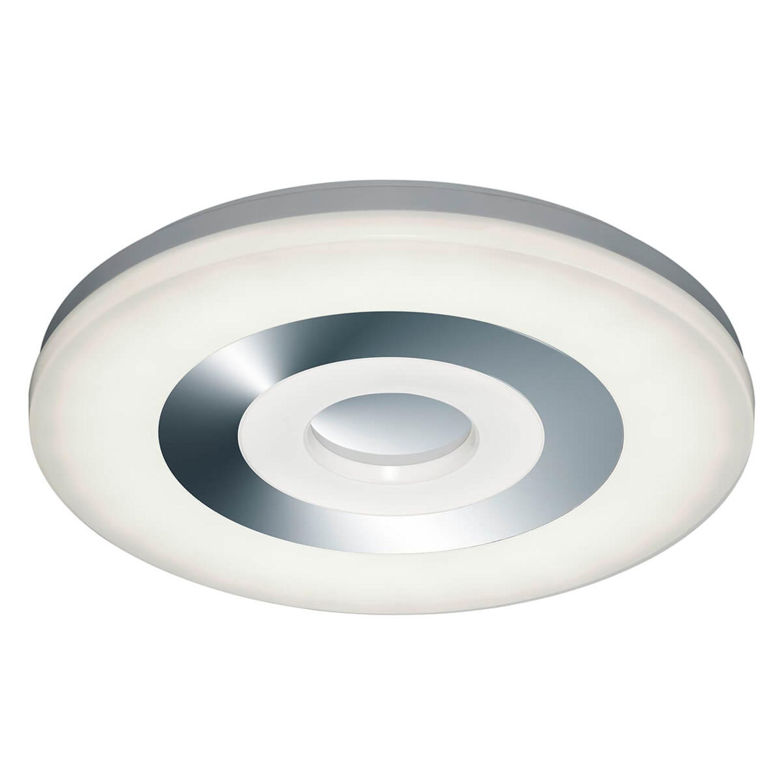 Lampa sufitowa LED Shaolin, zmiana barwy światła