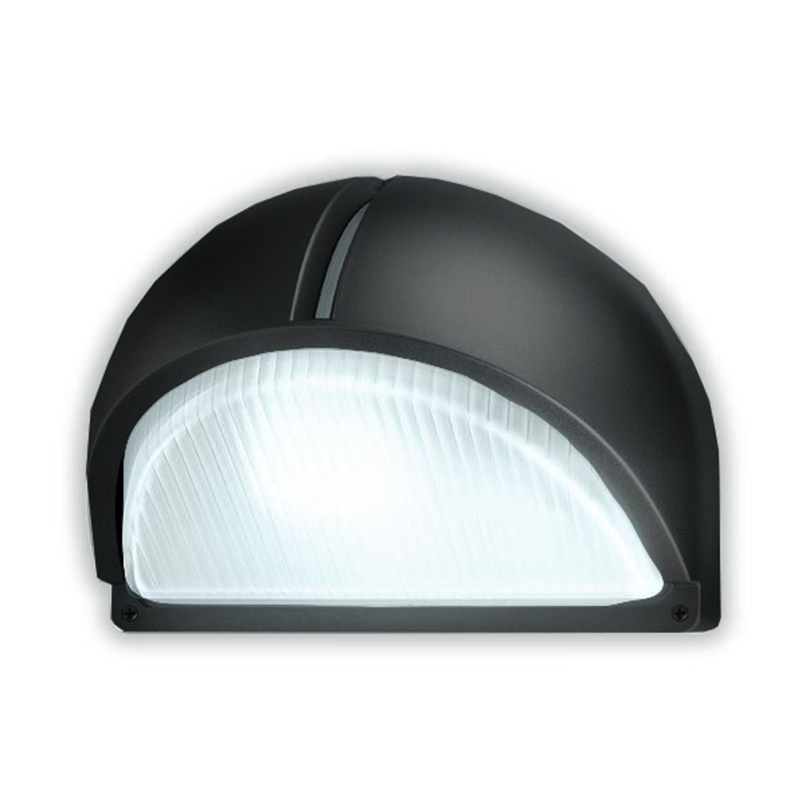 Buitenwandlamp POLO 2, zwart