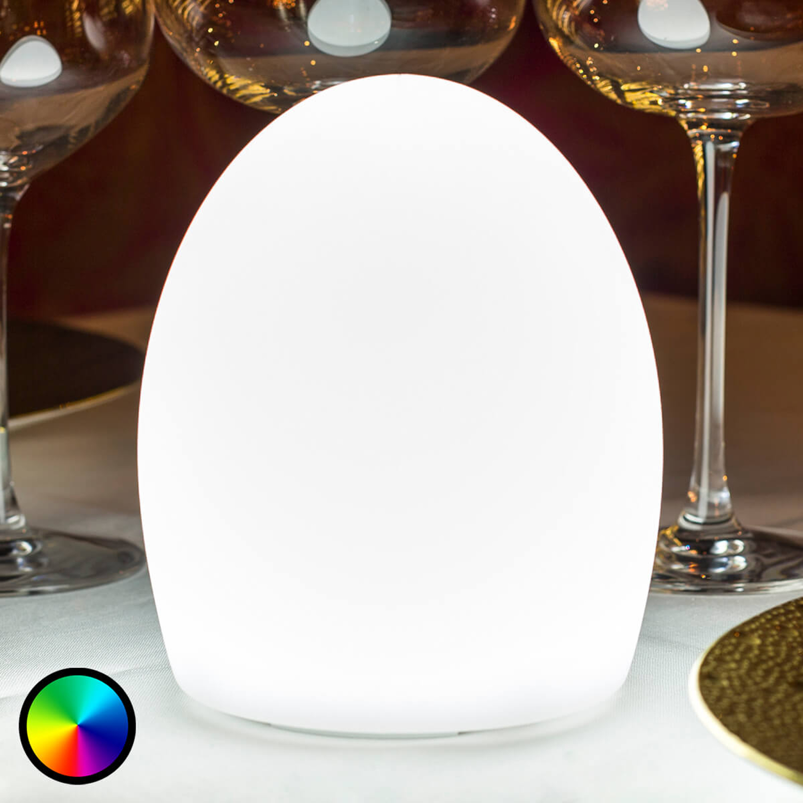 LED-dekorasjonsbelysning Point - AIDA-barlampe