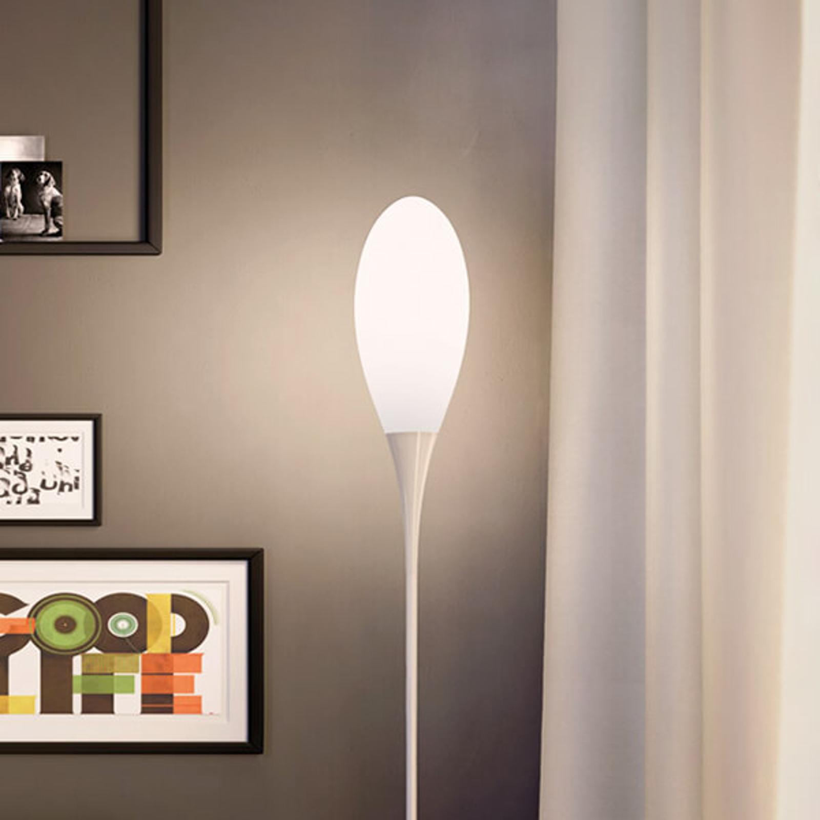 Gulvlampe Spillo i minimalistisk design