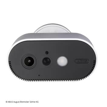 ABUS batteri övervakningskamera, WLAN-basstation