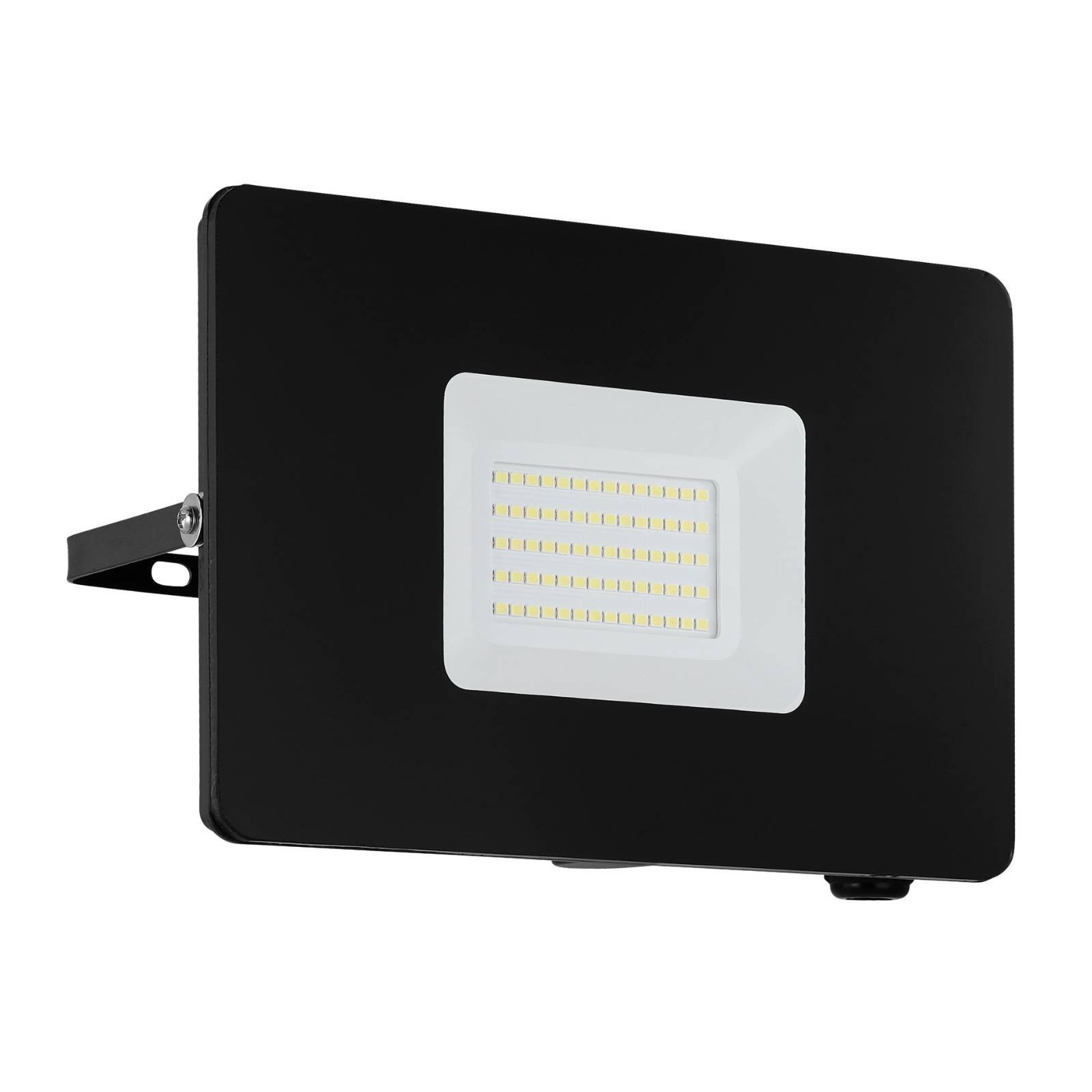 Reflektor zewnętrzny LED Faedo 3 czarny, 50W