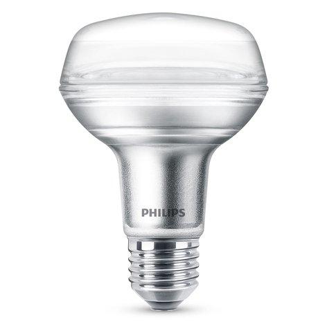 Philips E27 4W 827 LED reflektor R80