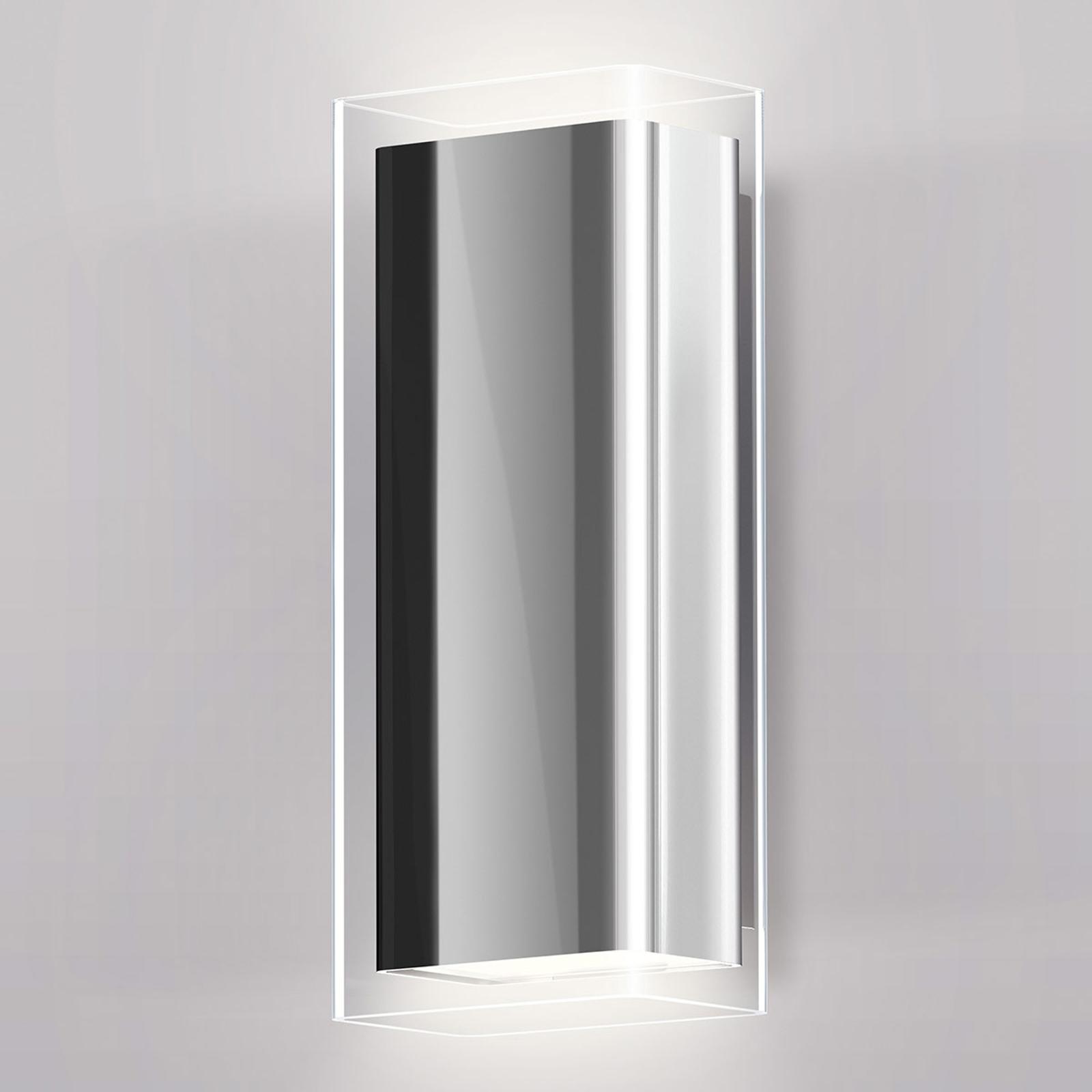 serien.lighting Rod Wall LED-vegglampe, aluminium