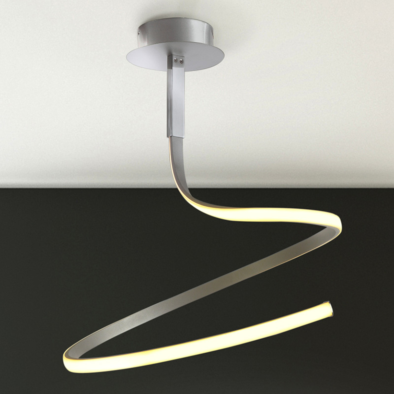 Lampa wisząca LED Nur 30 W