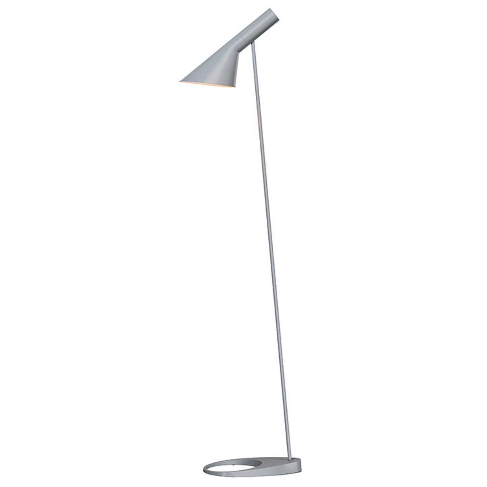 Louis Poulsen AJ - vloerlamp, lichtgrijs