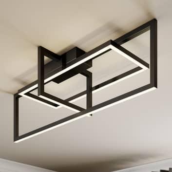 Lucande Hylda stropní světlo 92cm, stmívatelné