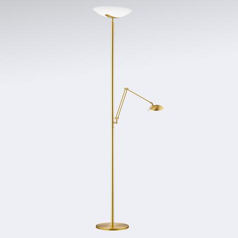 Lampada a LED da pavimento e da lettura Lya