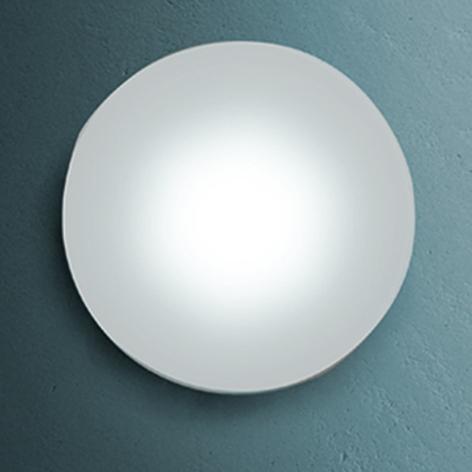 Rund LED-taklampa Sole