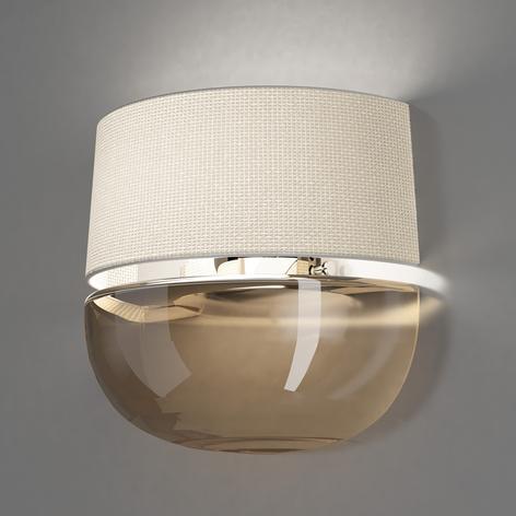 Atractiva lámpara de pared LED Dome A26