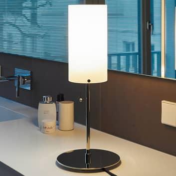 Cylinderformet bordlampe af Walter Schnepel