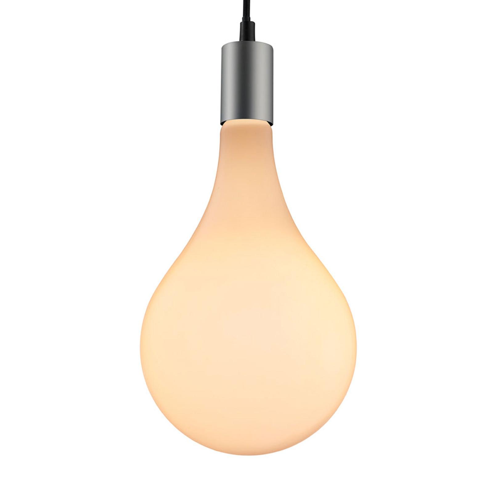 WiZ E27 Giant LED-dråpepære 6,5W dim CCT matt