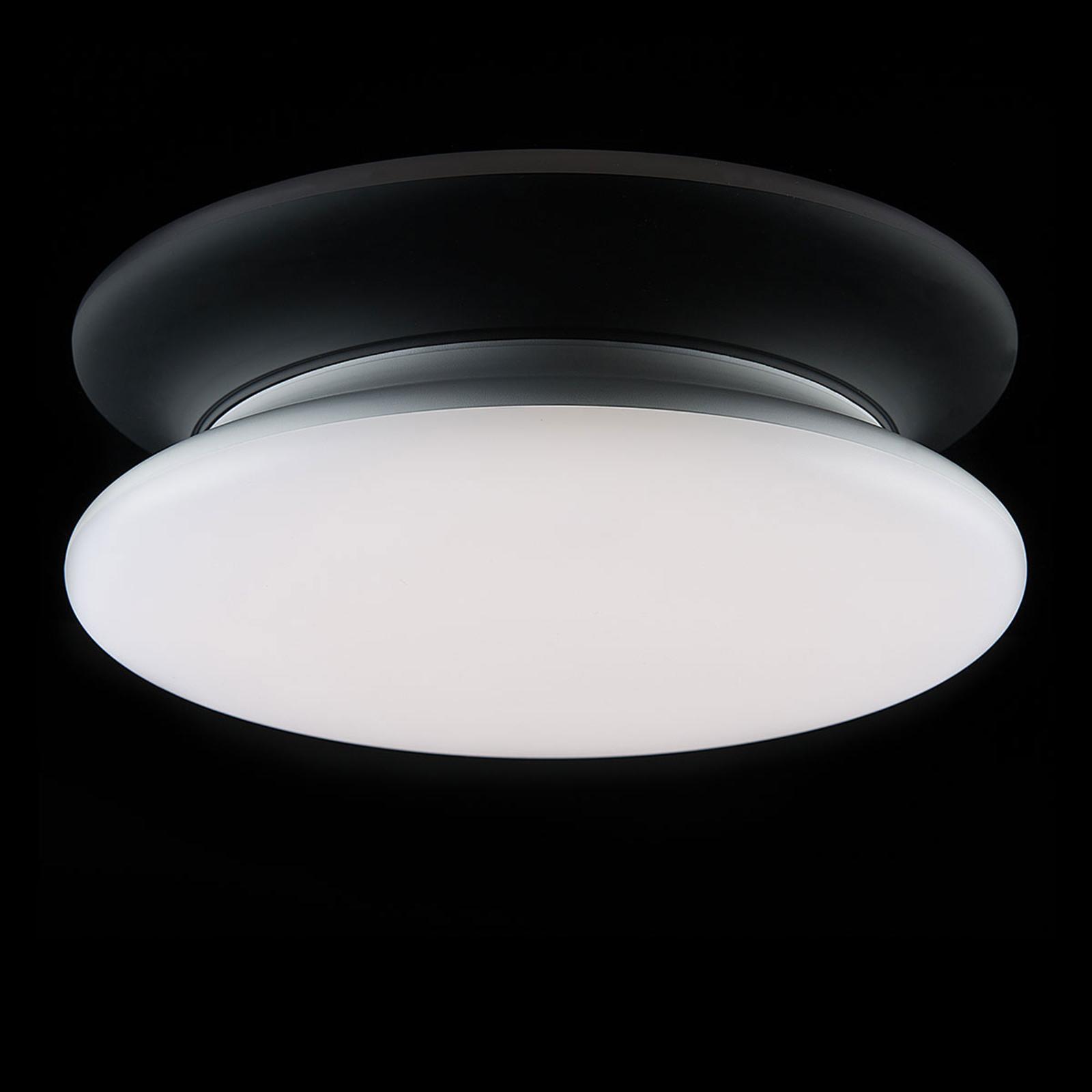 SLC lampa sufitowa LED IP54 Ø 30 cm 4000 K