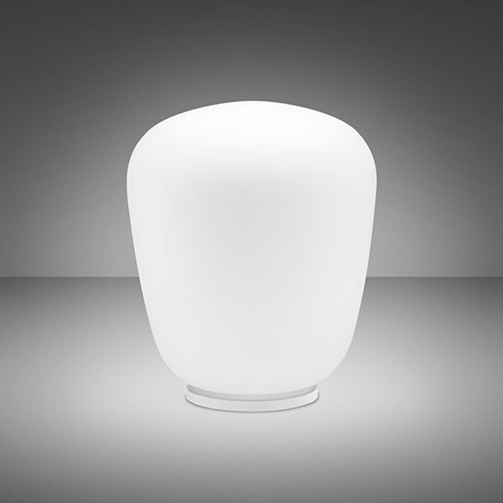 Fabbian Lumi Baka tafellamp, Ø 33 cm