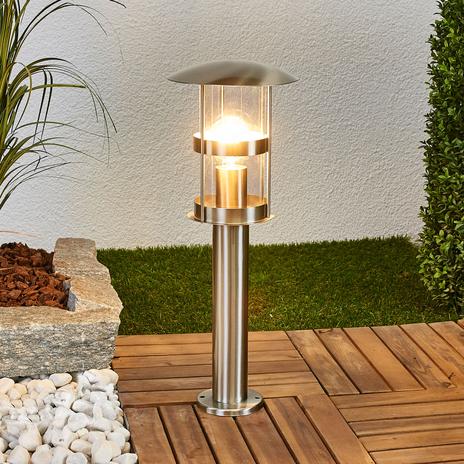 Noemi - lampa cokołowa, zewnętrzna