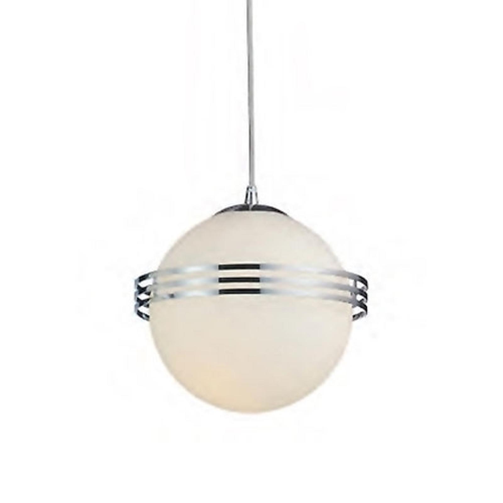 Lampa wisząca Viona w kształcie kuli