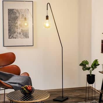 By Rydéns Rod stojací lampa, černá, výška 180 cm