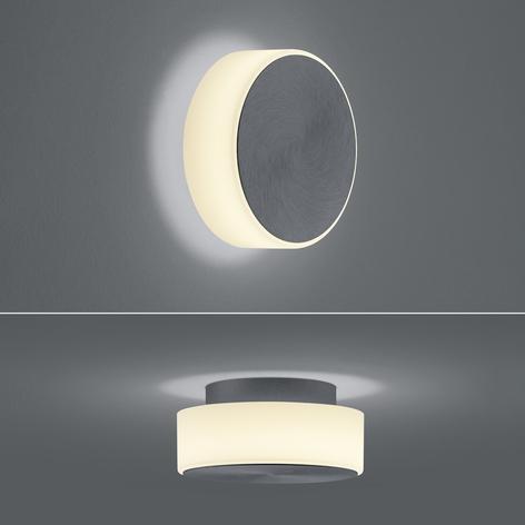 BANKAMP Button LED-Wandleuchte 15,5cm