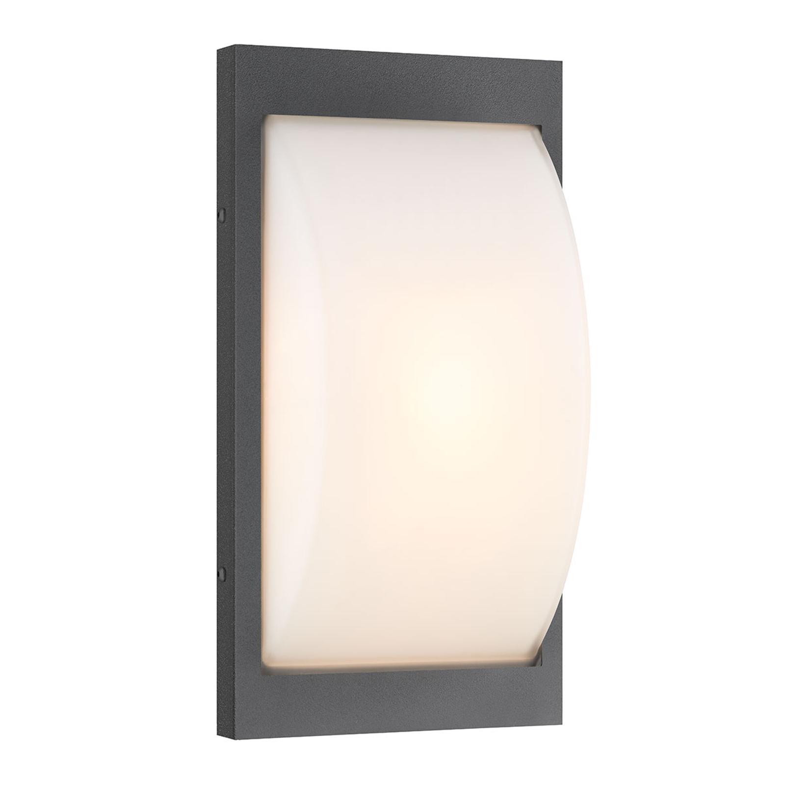 LED-Außenwandleuchte Typ 069LED graphit