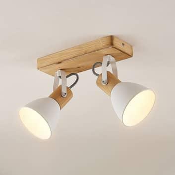 Lindby Merela lampa sufitowa 2-punktowa