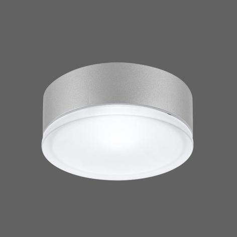 Effektive Wandleuchte Drop 22 LED grau
