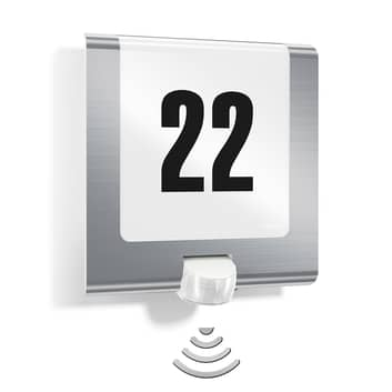 STEINEL L220 talonnumerovalaisin, IR-tunnistin