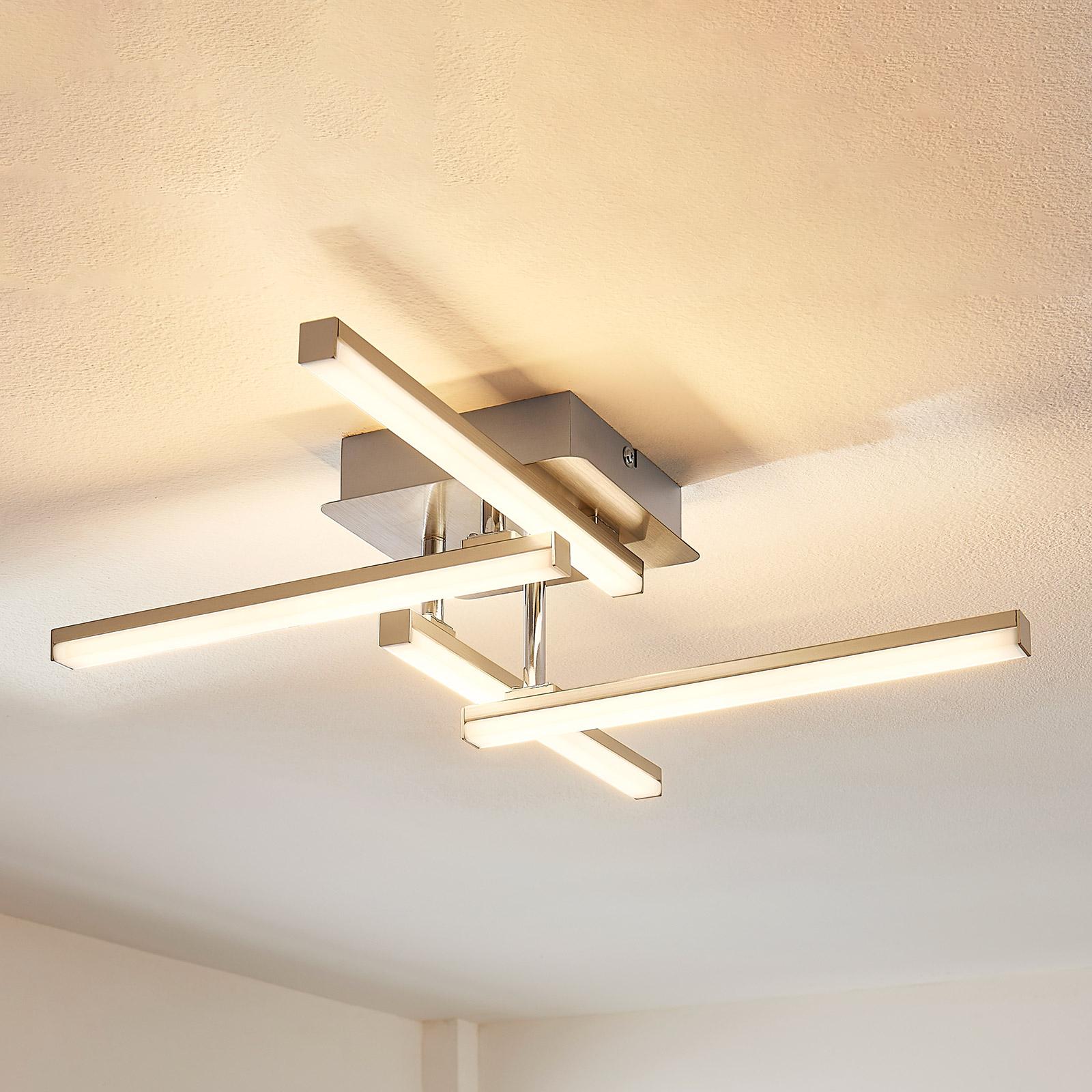 4-punktowa lampa sufitowa LED Laurenzia